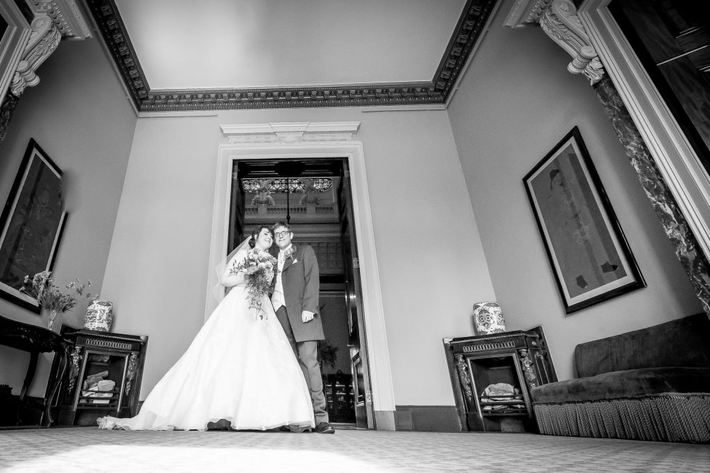 Documentary Wedding - Wynyard Hall